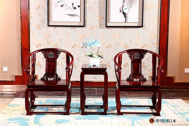 黑酸枝皇宫椅B81款